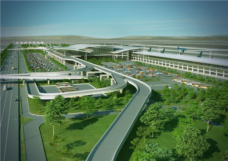 Noi Bai International Airport T2