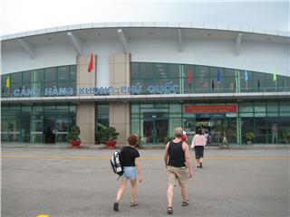 Sân bay Phú Quốc miễn thuế GTGT cho hàng hóa