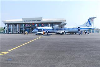 Vietnam Airlines re-exploits Pleiku Airport