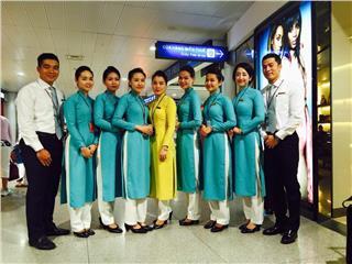 Đồng phục Vietnam Airlines – Diện mạo mới