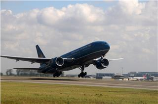 Vietnam Airlines will have exploitation at Heathrow Airport