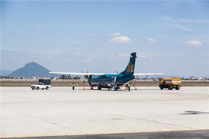 Vé máy bay  Phù Cát đi Tuy Hòa