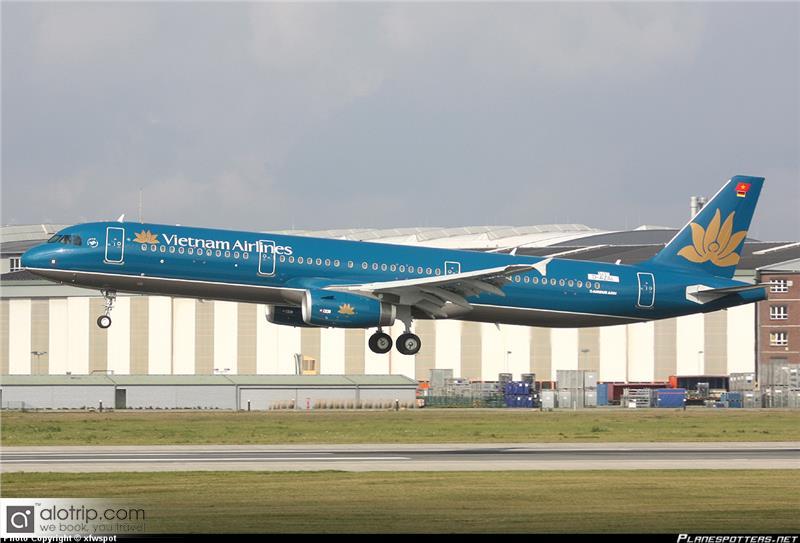Làm thủ tục trực tuyến Vietnam Airlines - AloTrip