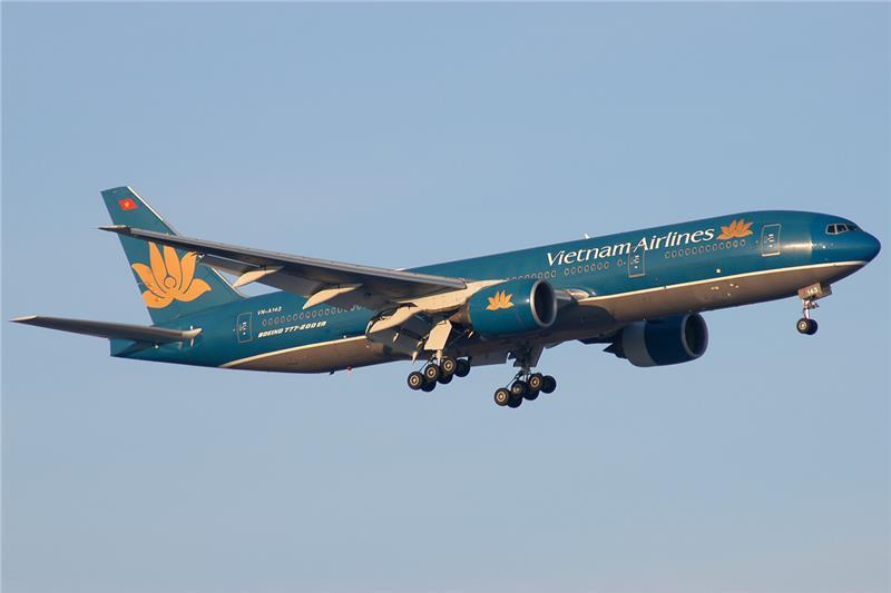 Vietnam Airlines Boeing 777