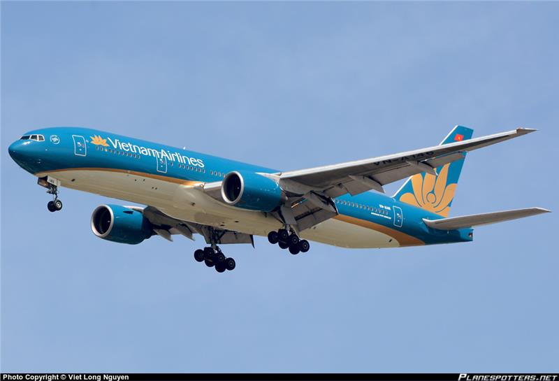 vietnam airlines logo renewed. Black Bedroom Furniture Sets. Home Design Ideas