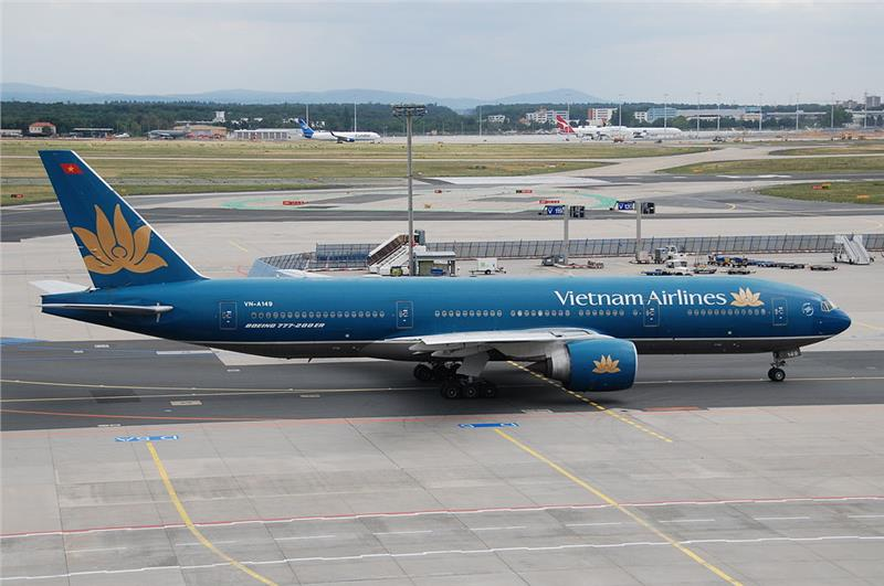 Vietnam Airlines launches a special promotion on Tet holiday