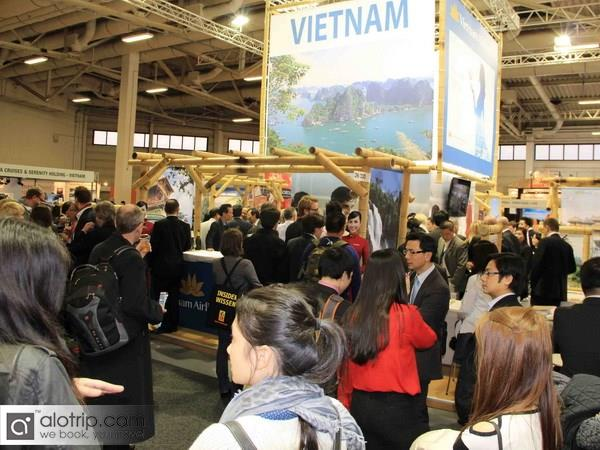 Vietnam Airlines to promote tourism at ITB Fair