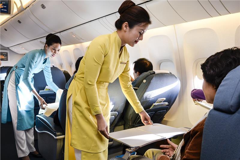 Hướng dẫn check in Vietnam Airlines online
