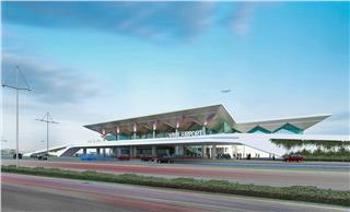 Vietnam Airlines operates domestic flights at new terminal of Vinh Airport