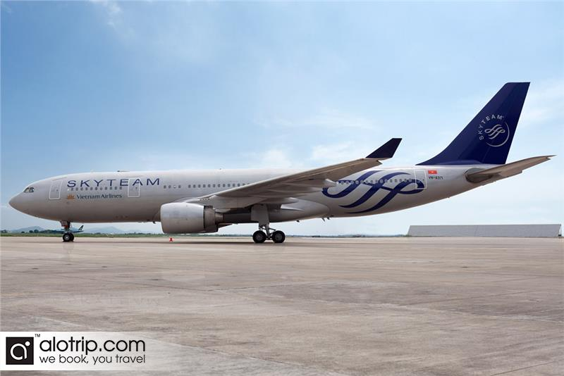 Vietnam  Airlines development after joining SkyTeam