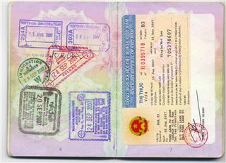 Types of Vietnam visa