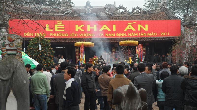 Lễ hội Khai Ấn