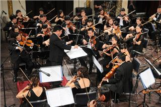 Vietnam holds Asian Europe New Music Festival