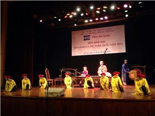 National Ca Tru Festival 2014