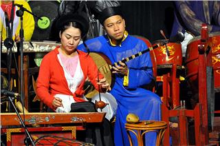 Sounds of Vietnamese traditional musical instruments