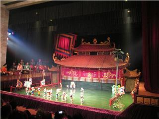 Ho Chi Minh water puppetry welcomes new member