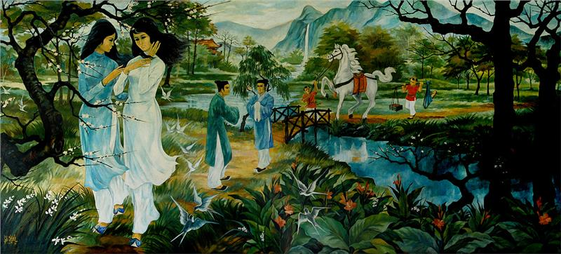 Brief history of Vietnam Fine Arts