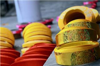 Vietnamese turban
