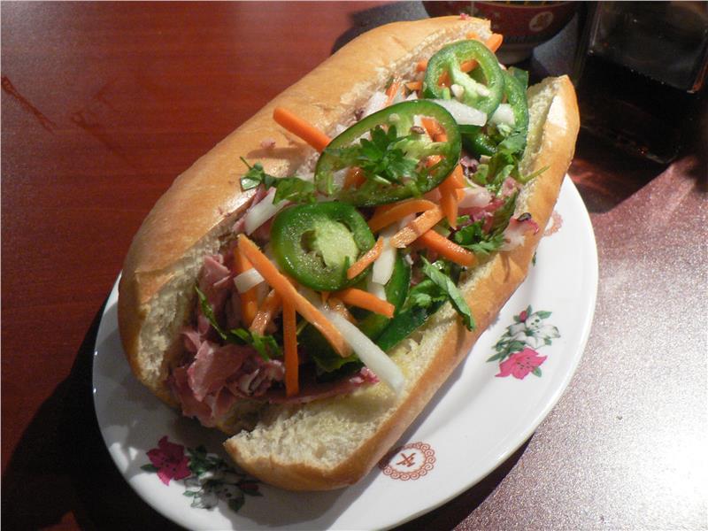 Delicious Banh Mi Vietnam