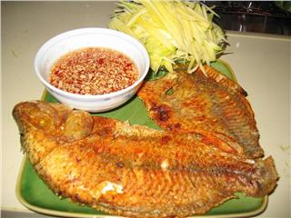 Delicious Vietnamese fish dishes