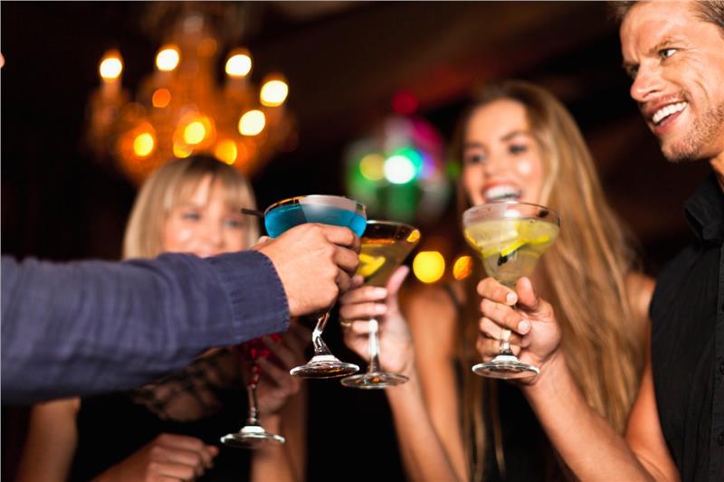 Uống cho vui nhưng không được say xỉn