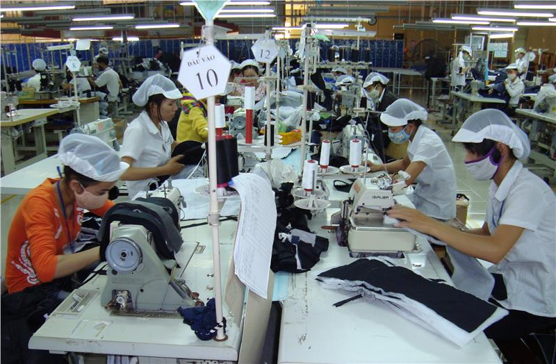Vietnam Textile And Garment Export Can Reach 24 5 Billion Usd