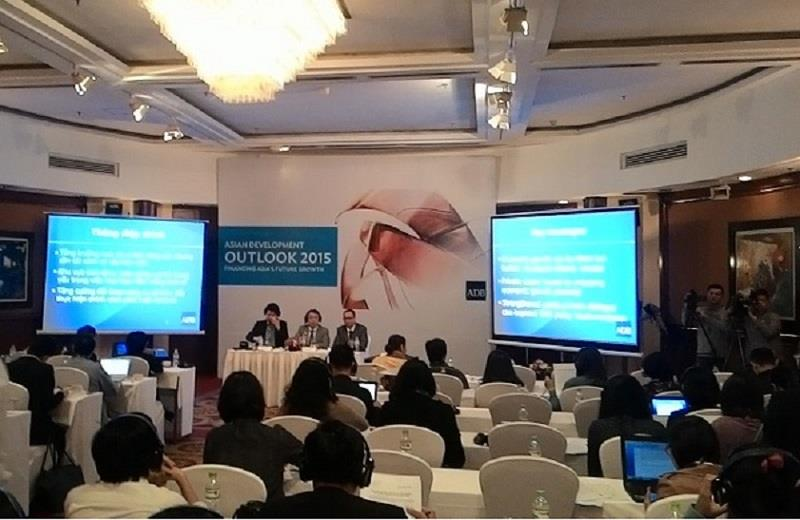 Asian Developement Outlook 2015