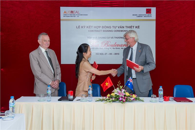 AusReal cooperation with Vietnam