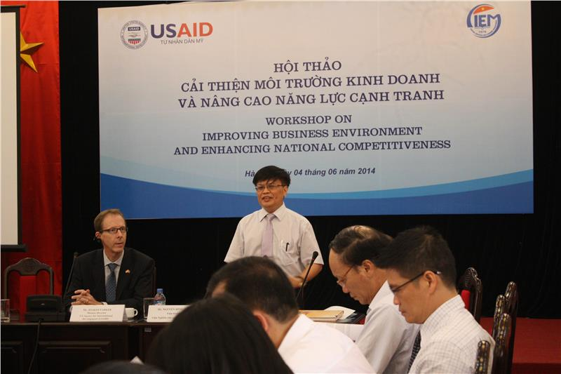 Conference on Improving Business Environment