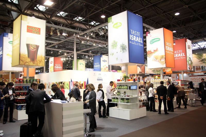 Exciting atmosphere of the SIAL Paris