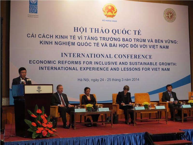 International Conference on Economic Reforms