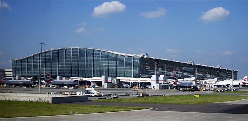 London Heathrow, Terminal 5, London, England