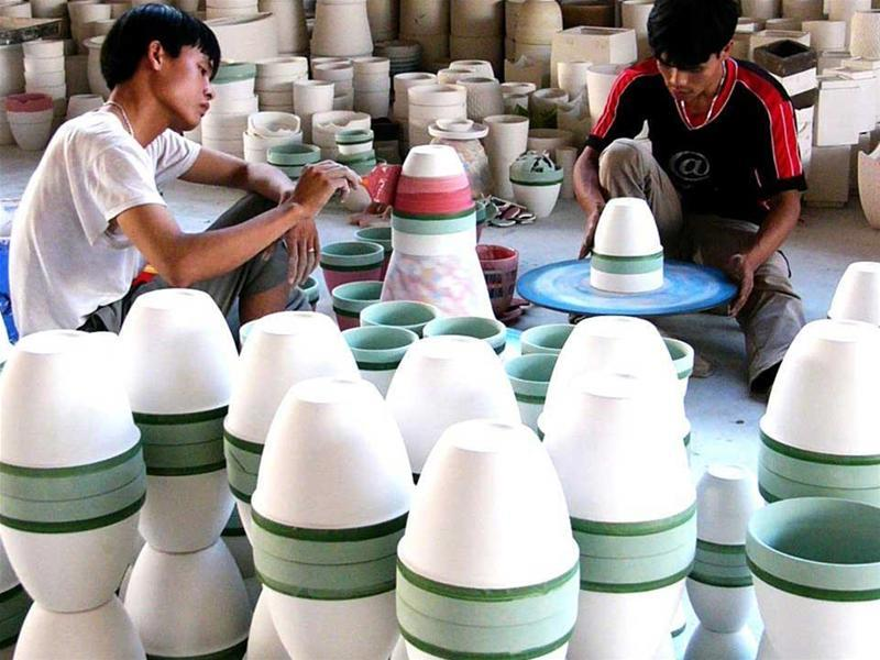 Millions of handicrafts exported