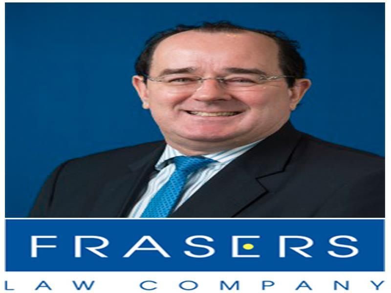 Mr. Mark Fraser and Fraster Lawyer company