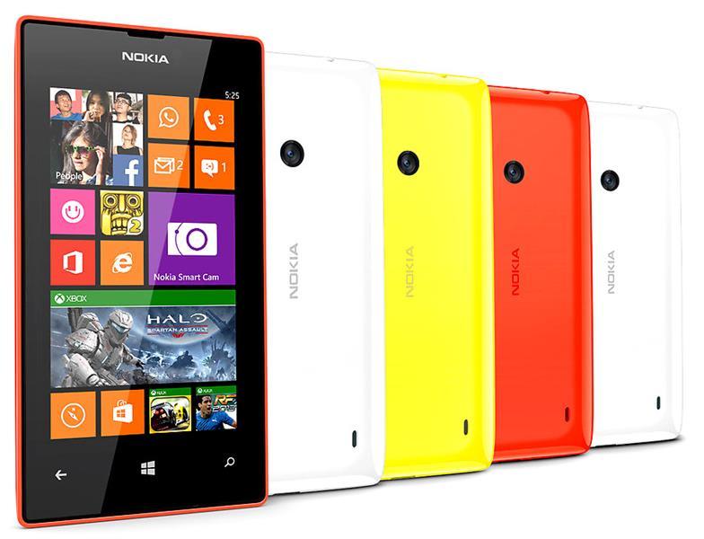 Nokia Lumia 5251