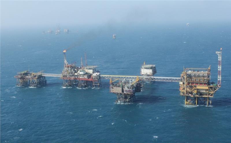 Oil exploitation in South East region