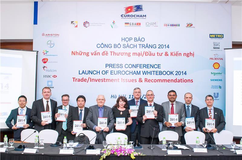 Vietnam business environment appreciated by EU investors