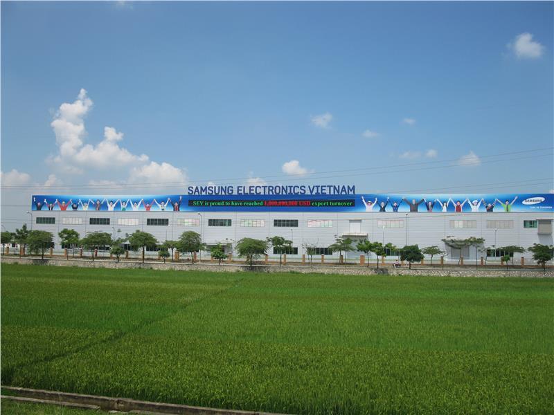 Samsung Electronics Vietnam