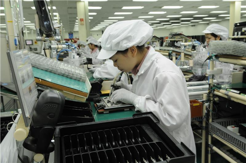 Samsung Vietnam factory