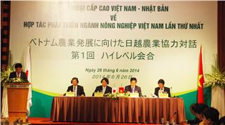 Vietnam agriculture enhances cooperation with Japan
