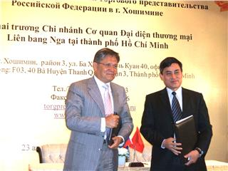 Vietnam and Russia hold conference of investment promotion