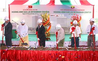 Vietnam enterprises invests in international markets