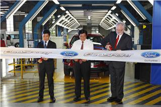 The first Vietnamese EcoSport model released