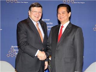 EU pledged EUR 542 million in ODA for Vietnam