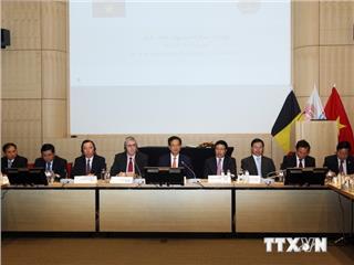 Welcome Belgian and European investors in Vietnam