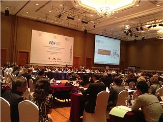 Vietnam Business Forum 2014 opened