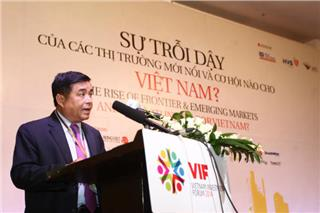 Vietnam Investment Forum 2014 held in Ho Chi Minh City