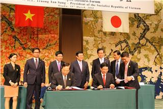 Japan increases investment in finance and service in Vietnam