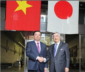 Vietnam market attracts Japanese investors