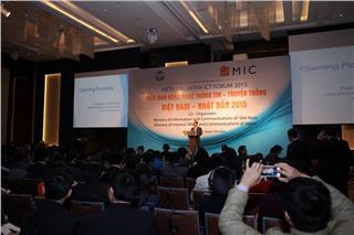 Vietnam Japan ICT Forum held in Hanoi